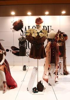 Hội chợ chocolate tại Seoul - Hàn Quốc