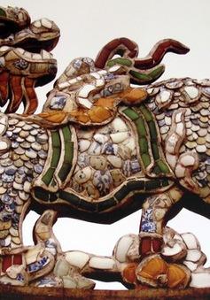 Tìm hiểu mô thức trang trí ngựa và Long - Mã