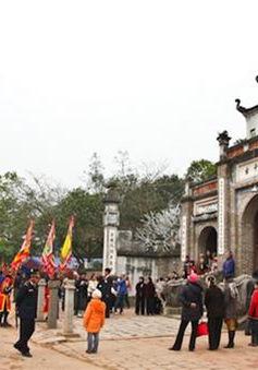 Lễ hội đền Cổ Loa, Hà Nội