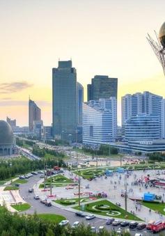 Kiến trúc độc đáo của thủ đô Astana, Kazakhstan