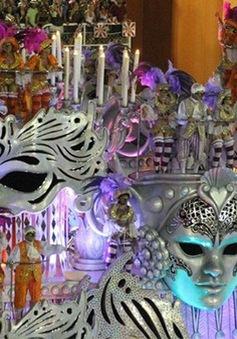 Hàng nghìn vũ công tranh tài ở Rio De Janeiro