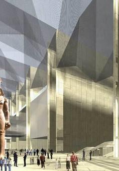 Ai Cập đầu tư 800 triệu USD xây dựng Bảo tàng Lớn