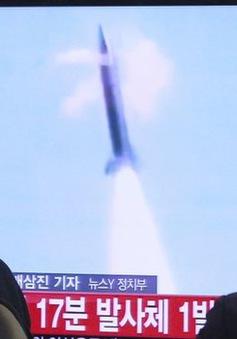 Triều Tiên bắn thử thêm 16 quả tên lửa tầm ngắn