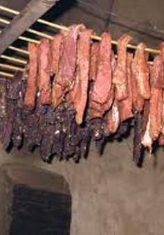 Nét văn hóa ẩm thực độc đáo từ thịt trâu