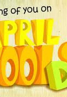 """Hài hước những chiêu """"bắt cá"""" ngày Cá tháng Tư"""