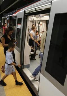 Tuyến tàu điện ngầm đầu tiên ở Trung Mỹ