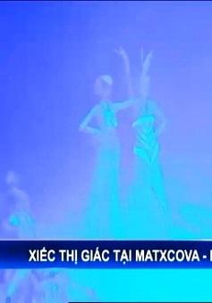 Hiện đại và ấn tượng xiếc thị giác ở Nga