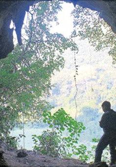 Hang Con Moong - Huyền bí một vùng đất cổ