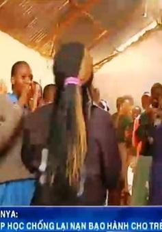 Kenya: Lớp học chống lại nạn bạo hành cho trẻ em gái