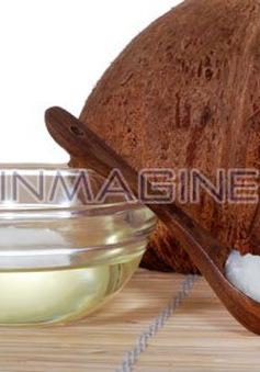 Tuyệt chiêu giảm cân nhanh với dầu dừa