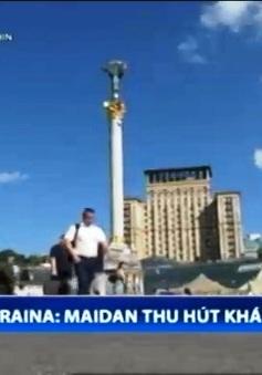 Maidan, Ukraine - Tiềm năng du lịch từ vùng chiến sự