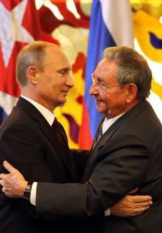 Cuba và Nga tăng cường hợp tác kinh tế, thương mại