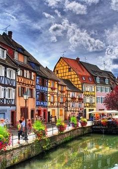 Colmar - Thành phố cổ tích của nước Pháp