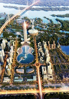 Hà Nội đầu tư 20.000 tỷ VND cho khu đô thị Nhật Tân - Nội Bài