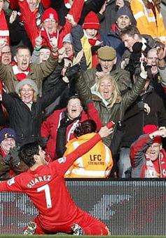Liverpool 3–2 Tottenham: Bale không sáng bằng Suarez