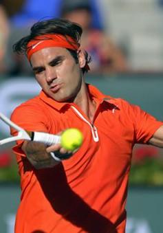 Federer cùng Nadal dắt tay nhau vào vòng 4 Indian Wells