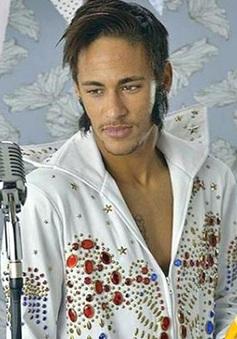 Một Neymar tuyệt vời bên ngoài sân cỏ