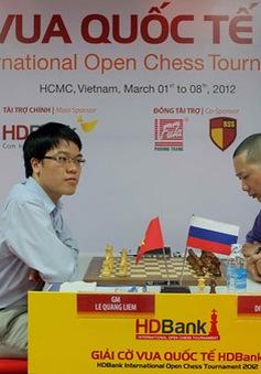 Giải cờ vua quốc tế HD Bank 2013: Tín hiệu vui cho làng cờ Việt