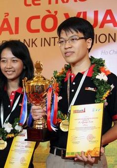 Quang Liêm trở lại vị trí 30 thế giới