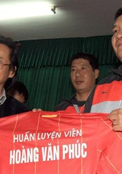 """VFF chọn HLV Hoàng Văn Phúc cho """"ghế nóng"""" ở ĐTQG"""