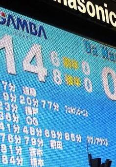 Những thất bại đáng xấu hổ của các đội bóng Việt...