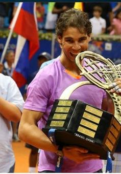 Nadal hậu Brazil Open: Hy vọng và âu lo