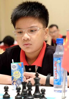 Giải cờ vua hạng Nhất QG 2013: Tiếc cho Anh Khôi