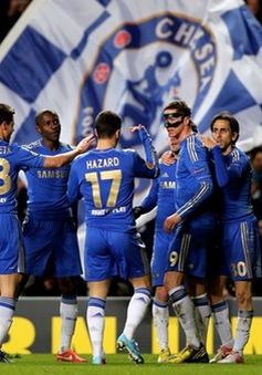 2h05, VTV3, Chelsea – Basel: Chạm tay vào cúp