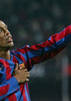 5 cầu thủ Brazil thành công nhất tại Camp Nou