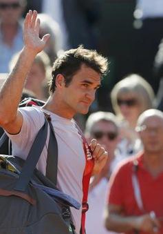 Roland Garros: Tạm biệt Roger Federer!