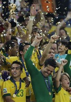 Brazil trở lại top 10 thế giới, Việt Nam mất ngôi số 1 ĐNA