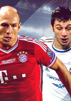 1h45 ngày 18/9, VTV3, Bayern - CSKA Moskva: Bắt đầu một giấc mơ