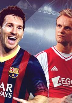 Barca - Ajax: Cuộc đụng độ của bóng đá tổng lực