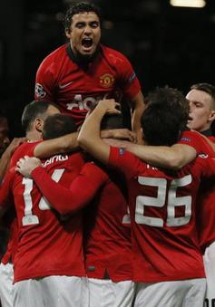 VIDEO: Man Utd 1-0 Sociedad: Chiến thắng may mắn!