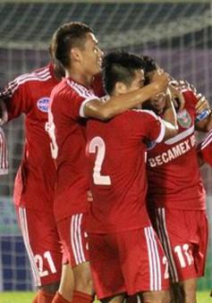 Thắng tối thiểu U23 Việt Nam, B.Bình Dương đoạt BTV Cup 2013