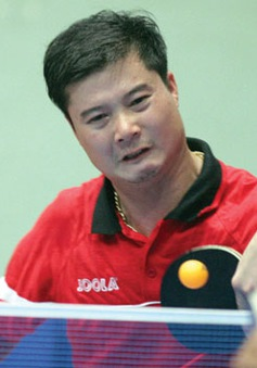 Vũ Mạnh Cường cây vợt đầu tiên giành 3 HCV tại 3 kỳ SEA Games