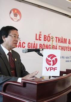 V-League 2014: VPF và những bất cập trước mùa giải mới