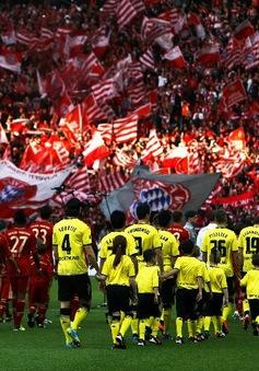 """Bundesliga vòng 13: Khi Klopp thách thức """"Hùm xám"""""""