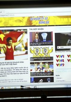 VTV ra mắt chuyên trang SEA Games 27