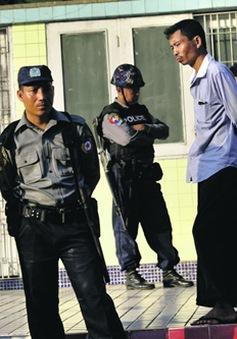 SEA Games 27: Myanmar tăng cường kiểm soát an ninh