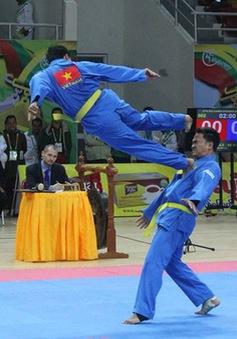 """SEA Games 27: """"Mưa vàng"""" từ các môn võ trong ngày 19/12"""