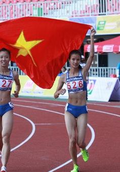 Hậu SEA Games 27: Điền kinh Việt Nam lên kế hoạch thi đấu cọ xát