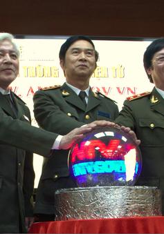 ANTV chính thức ra mắt trang thông tin điện tử