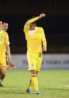 V.League vòng 3: SLNA thua đau Thanh Hoá