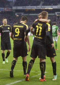 Bremen 1-5 Dortmund: Đại thắng nơi đất khách (VIDEO)