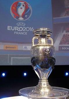 EURO 2016: Toàn cảnh lễ bốc thăm vòng loại