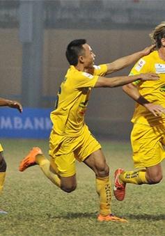 V.League 2014: Vì đâu Thanh Hoá giữ ngôi đầu?