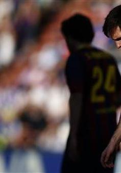 Barca sảy chân, Atletico đánh chiếm vị trí thứ hai