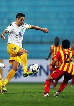 Hà Nội T&T thắng trận thứ 3 liên tiếp tại AFC Cup