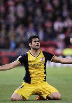 Atletico ngược dòng ngoạn mục giữ ngôi đầu La Liga